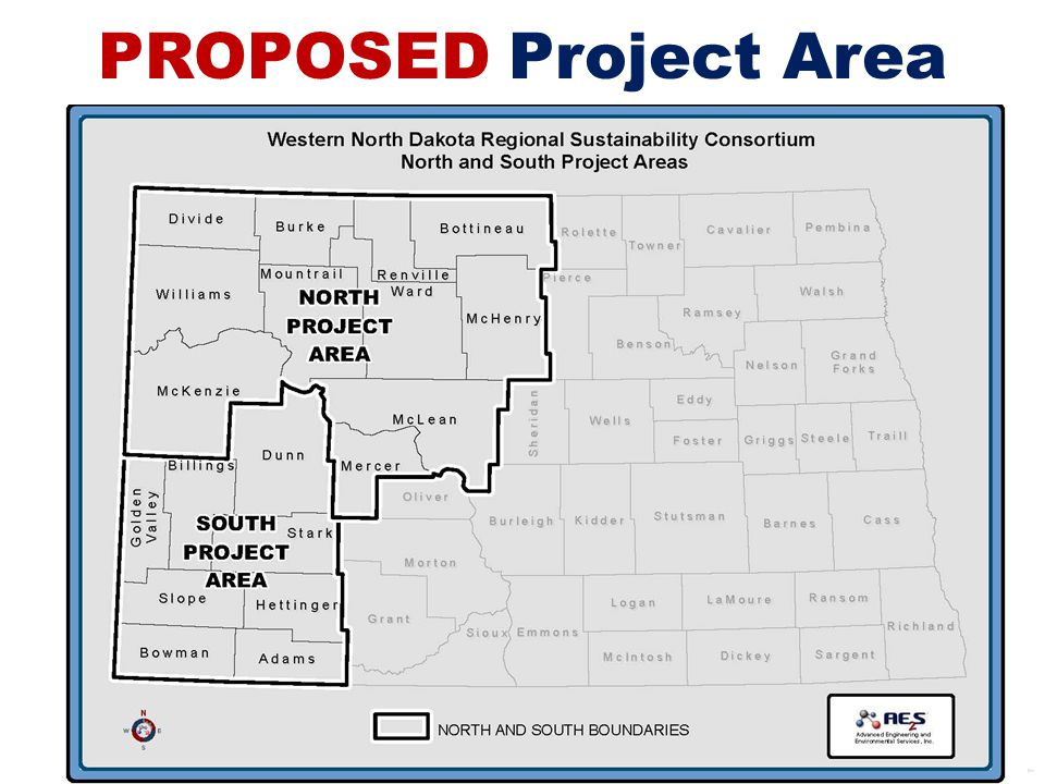 PROPOSED Project Area