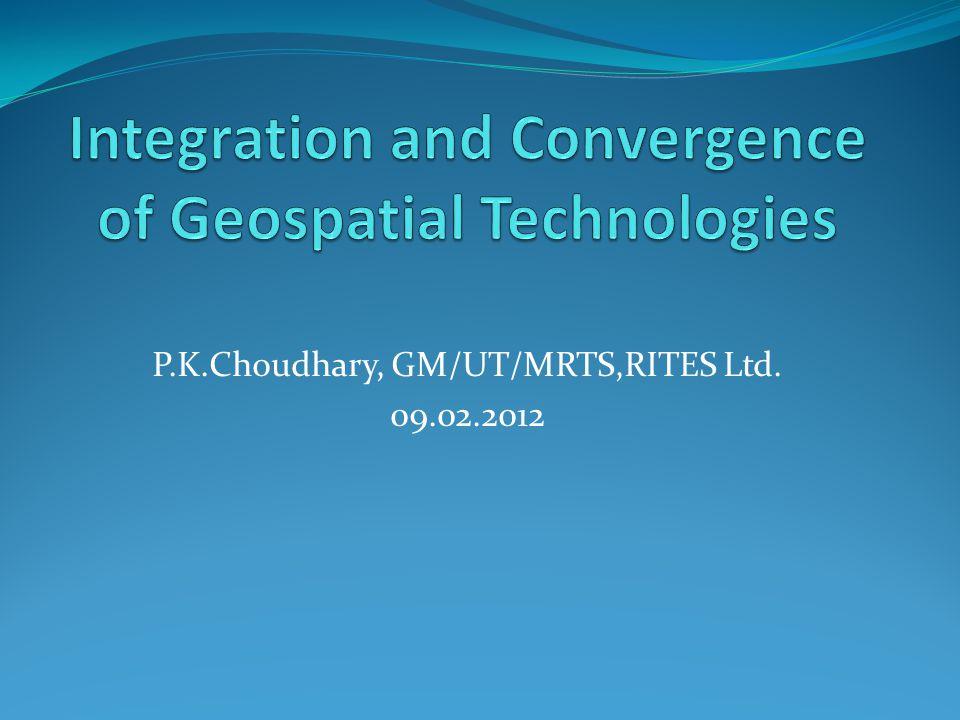 P.K.Choudhary, GM/UT/MRTS,RITES Ltd. 09.02.2012