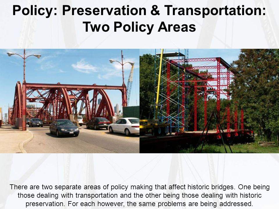 Preservation: Development and Implementation
