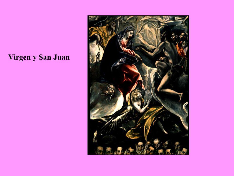 Virgen y San Juan