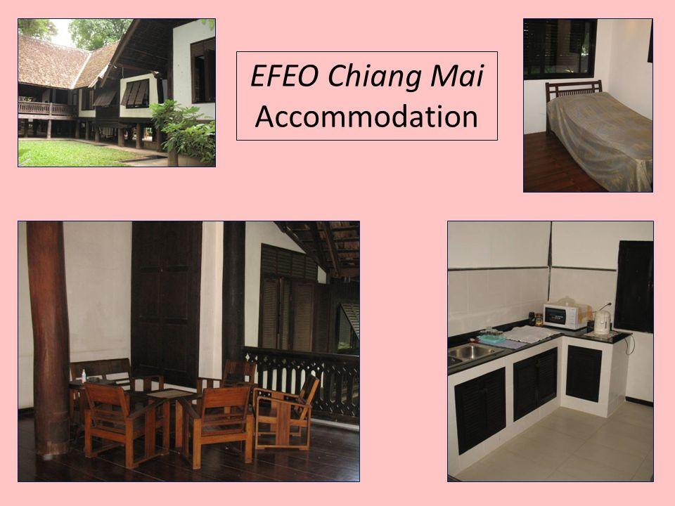 EFEO Chiang Mai Accommodation
