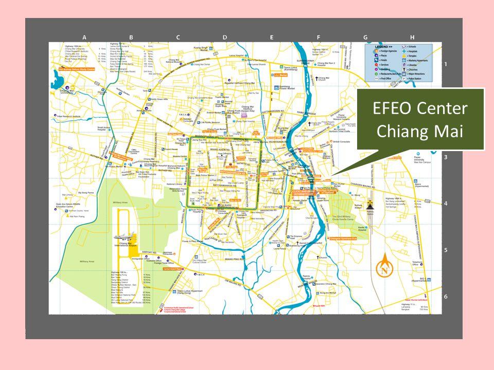 EFEO Center Chiang Mai