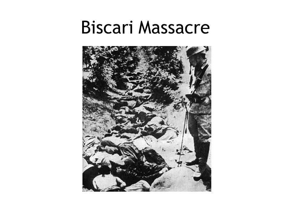 Biscari Massacre