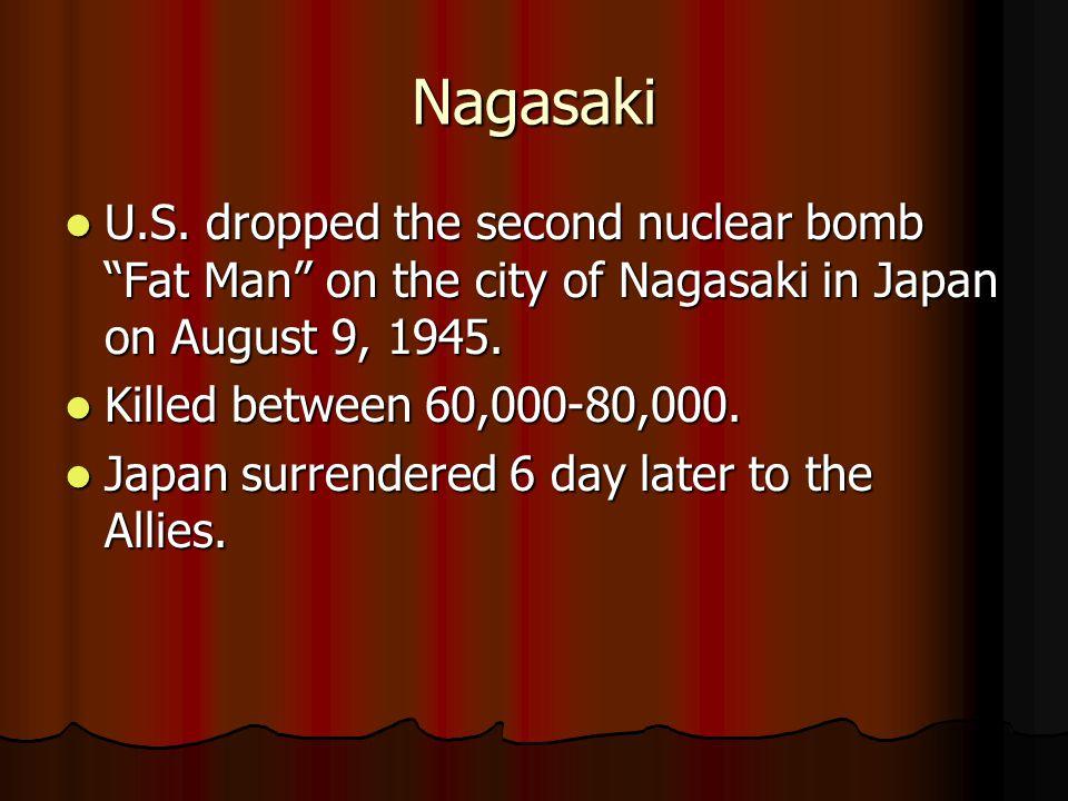 Nagasaki U.S.