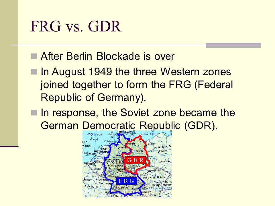 FRG vs.