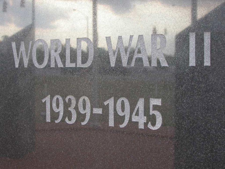 ALLIES Poland (1939) Britain (1939) France(1939) Soviet Union (1941) U.S. (1941) China (1941)