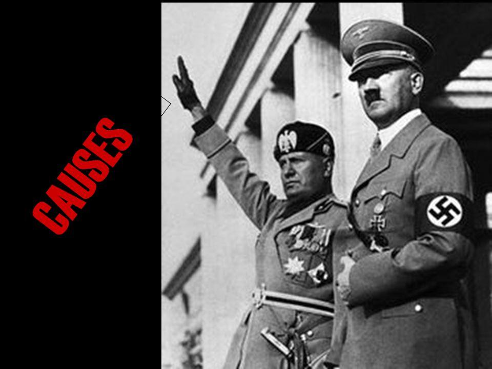 Holocaust Organized mass murder 12 million dead (2/3 Jewish) Open-air killings of citizens 1942: Final Solution Kill all Jews in Europe
