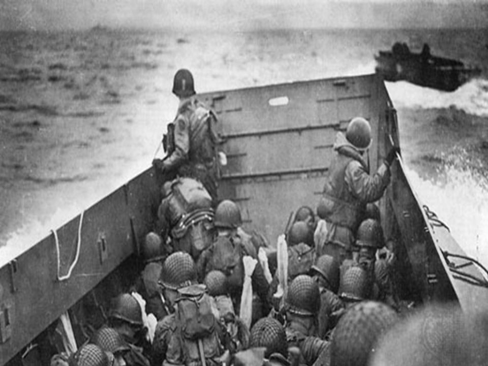 """Gen. Eisenhower Gives the Orders for D-Day [""""Operation Overlord""""] Big 3 Tehran Conference Supreme Allied Commander US General Dwight Eisenhower was ch"""