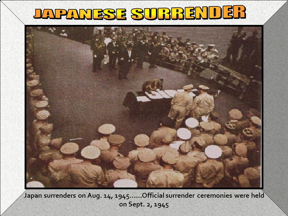 """dictators  After the Nagasaki bombing, Emperor Horhito surrendered to the Allies to end WWII in Japan.  """"The time has come to bear the unbearable""""."""