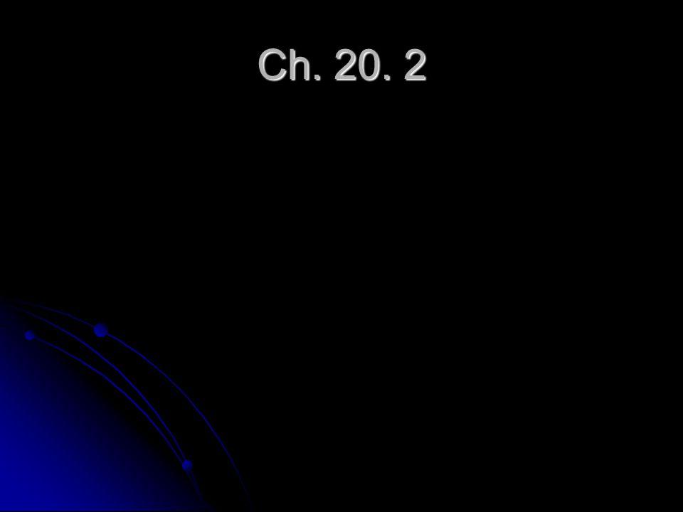 Ch. 20. 2