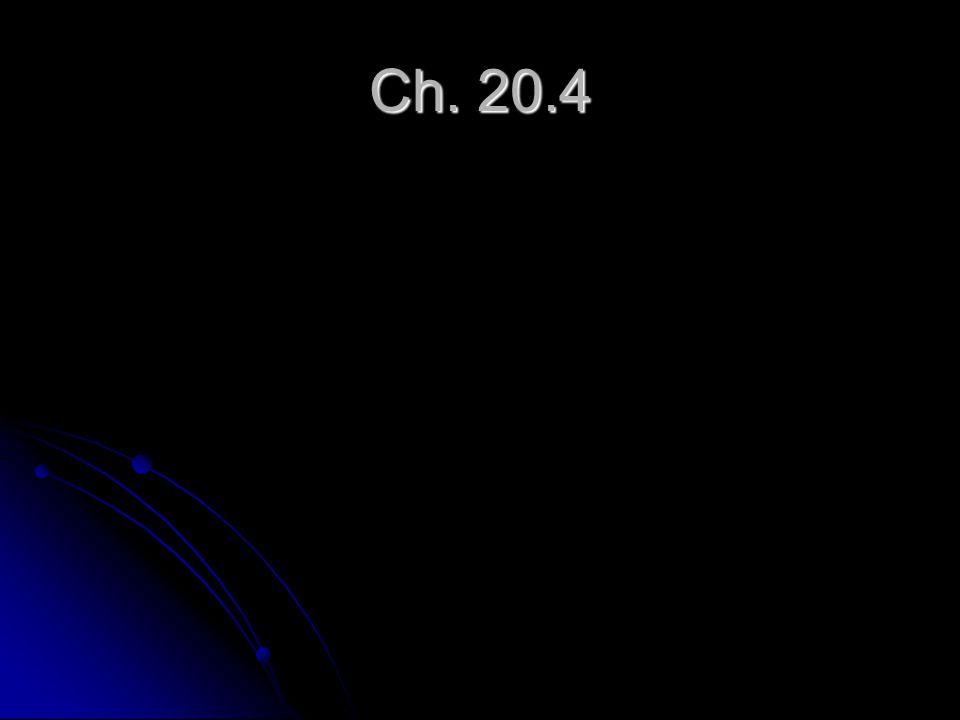 Ch. 20.4