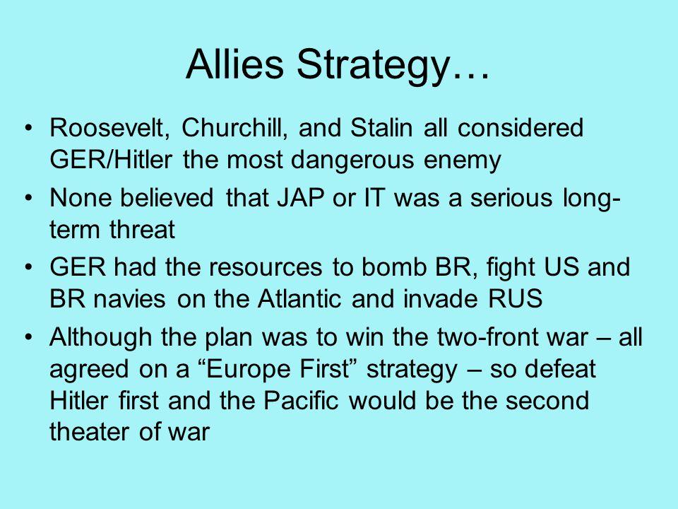 Battle of the Bulge cont'd….