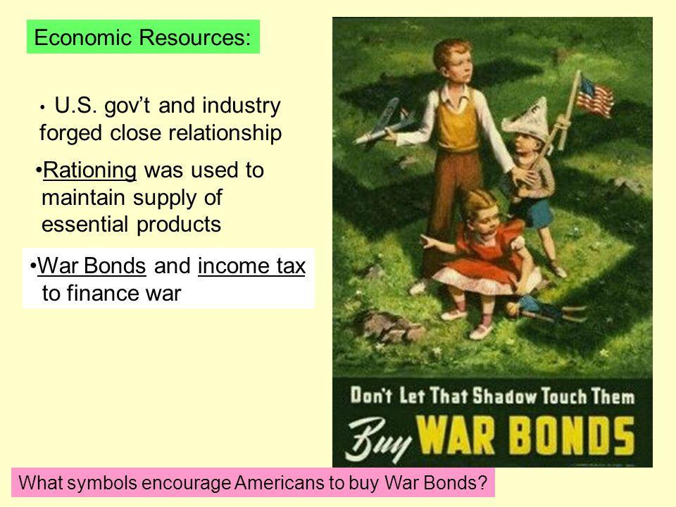 Economic Resources: U.S.