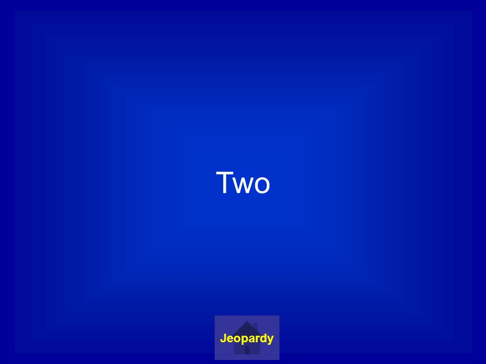 Two Jeopardy
