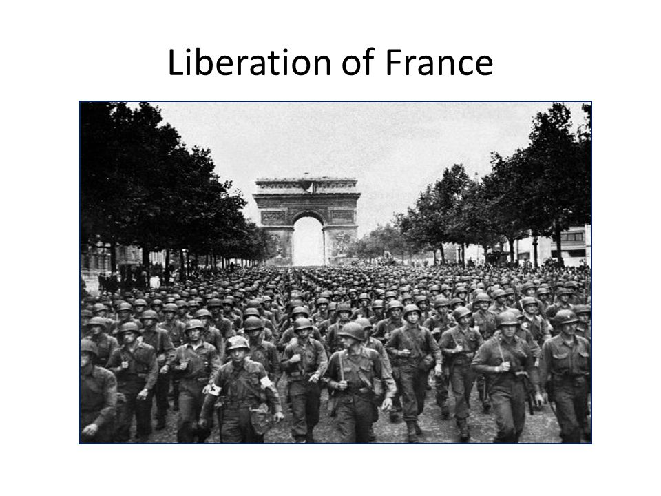 Liberation of France
