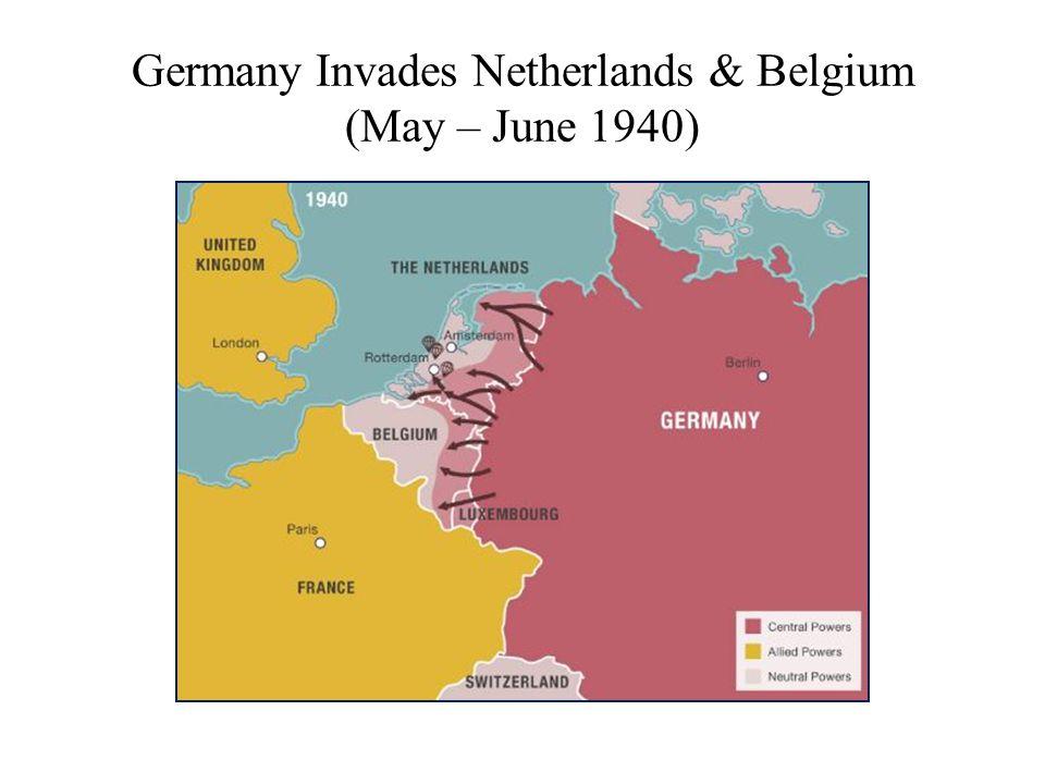 Invasion of France (June 1940)