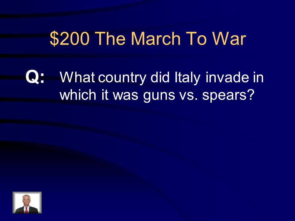 $100 The March To War R: Manchuria
