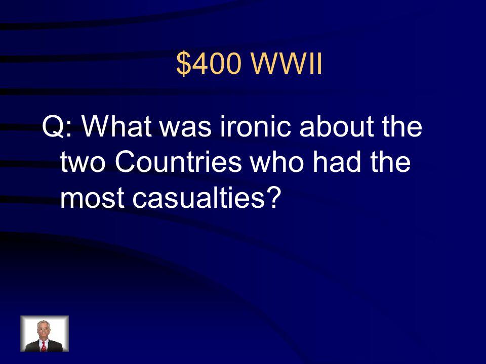 $300 WWII R: Poland