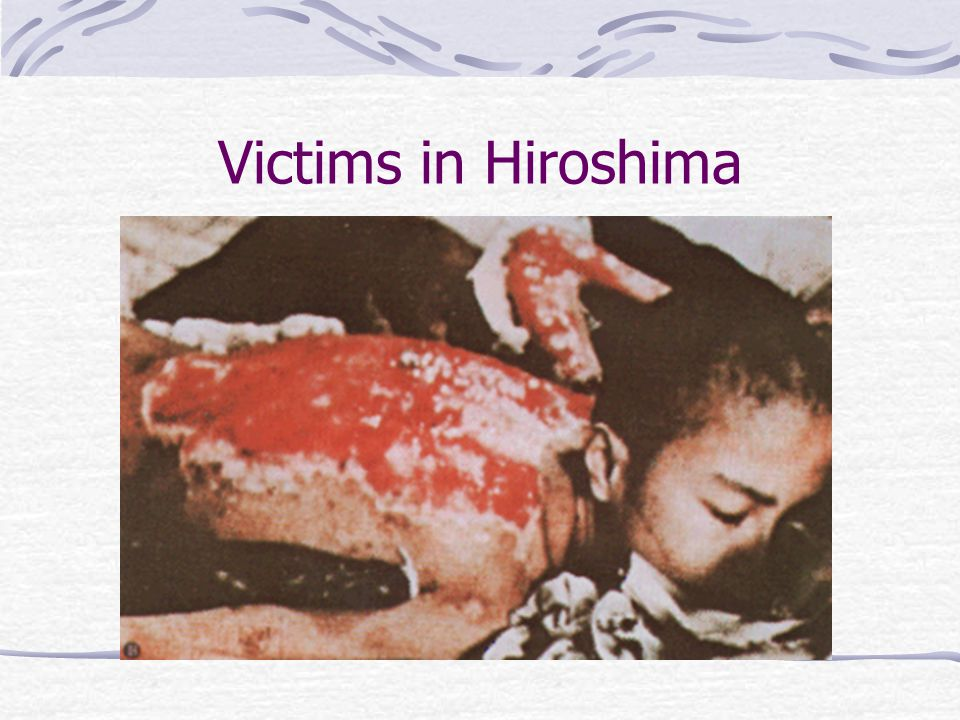 Why drop the Atomic Bomb.The Japanese had shown they would fight to the last man, woman and child.