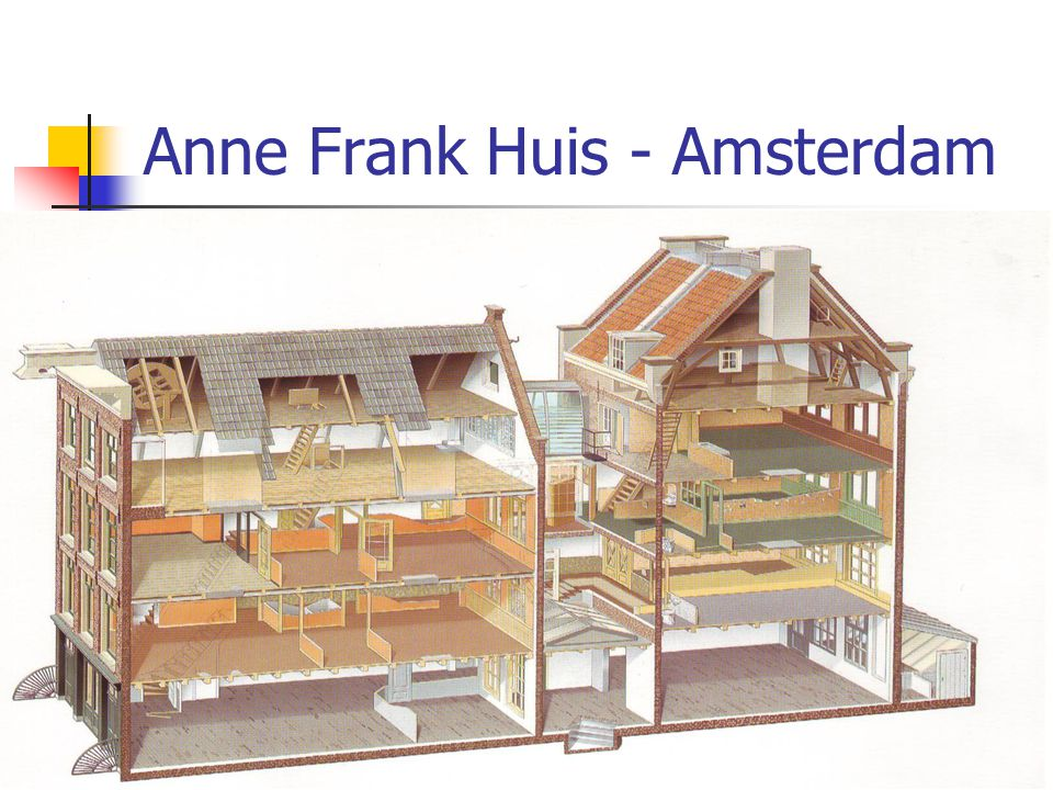 Anne Frank Huis - Amsterdam