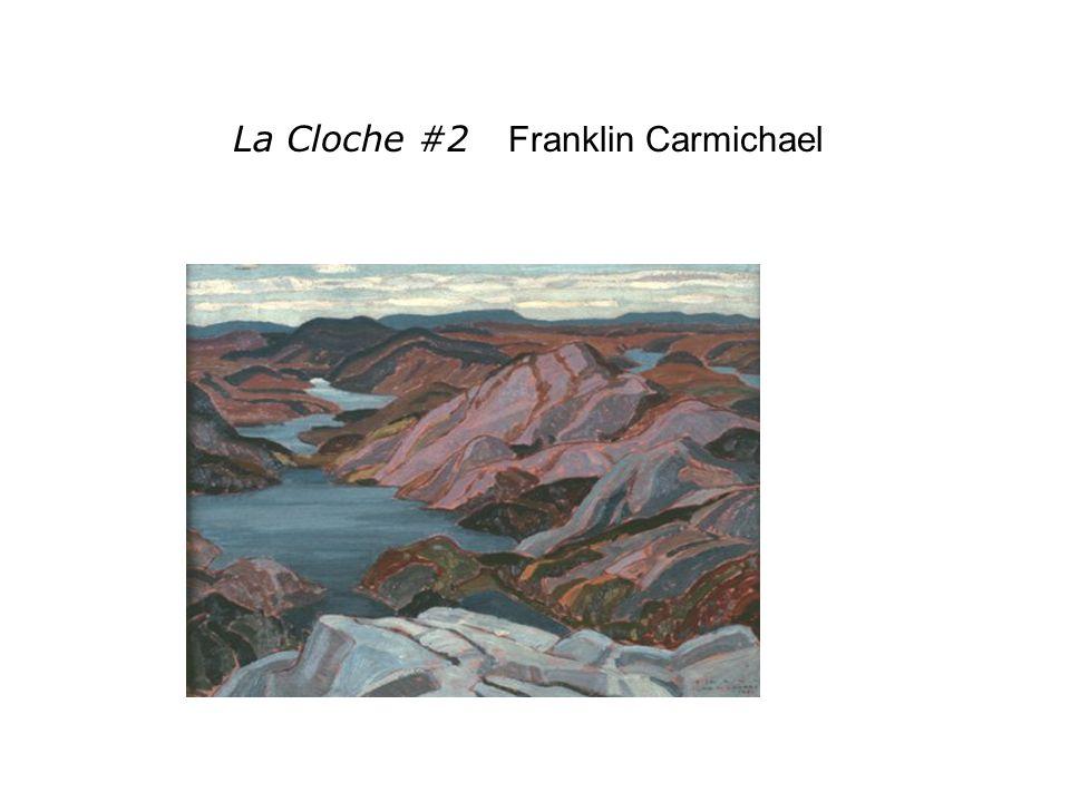 La Cloche #2 Franklin Carmichael
