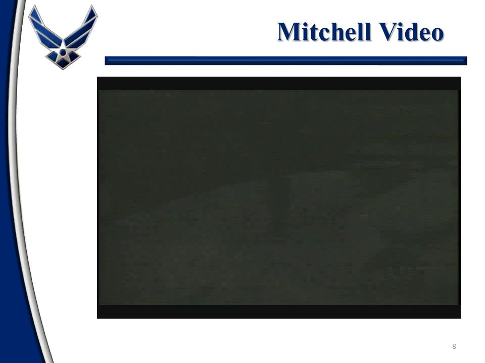 8 Mitchell Video