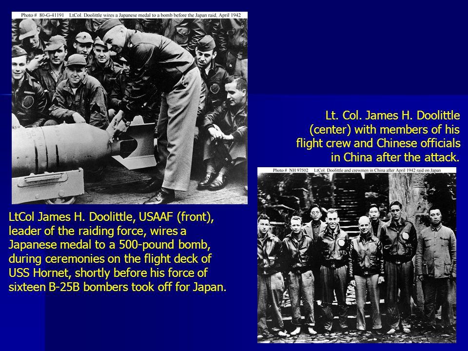 LtCol James H.