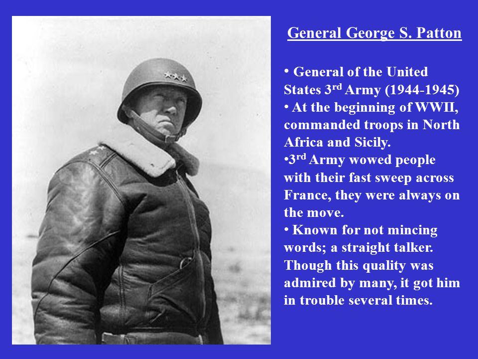 General George S.