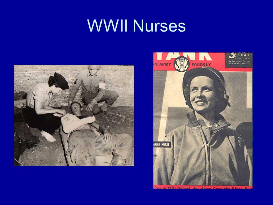 WWII Nurses