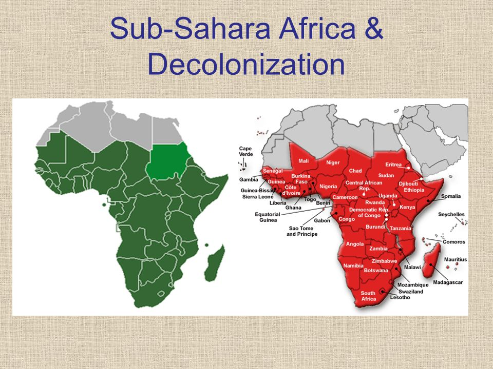 Decolonization and the Third World The Third World consisted of nations in Latin America, Asia, Africa, and the Middle East that had:  lagged behind countries in the West in economic and political development  or had been kept under the political and economic thumb of foreign powers  or had been directly colonized.