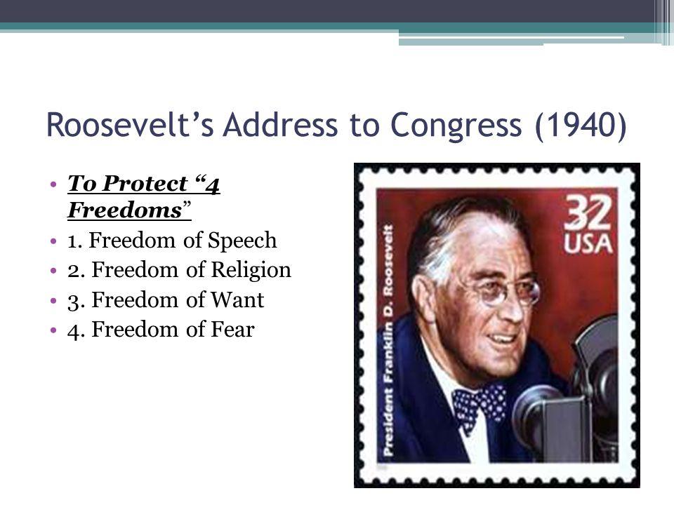 American President Franklin D. Roosevelt Franklin D.
