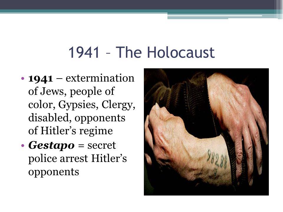 1941- Operation Barbarossa Hitler Betrayed Stalin.