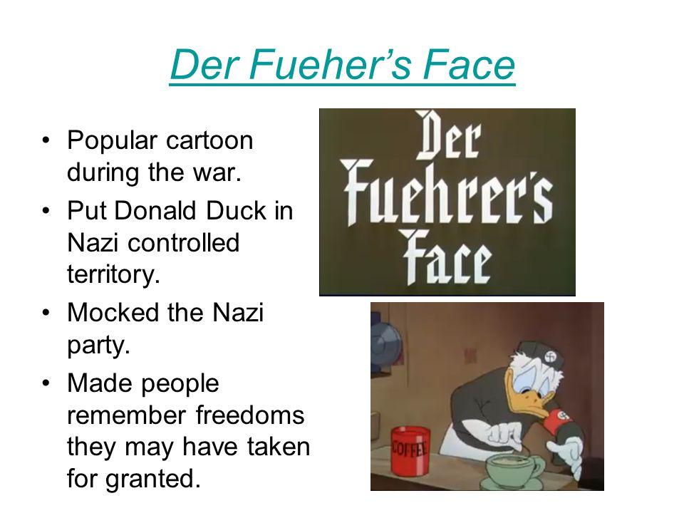 Draftee Duck Cartoon that had Daffy Duck in fear.Fear from the draft board.