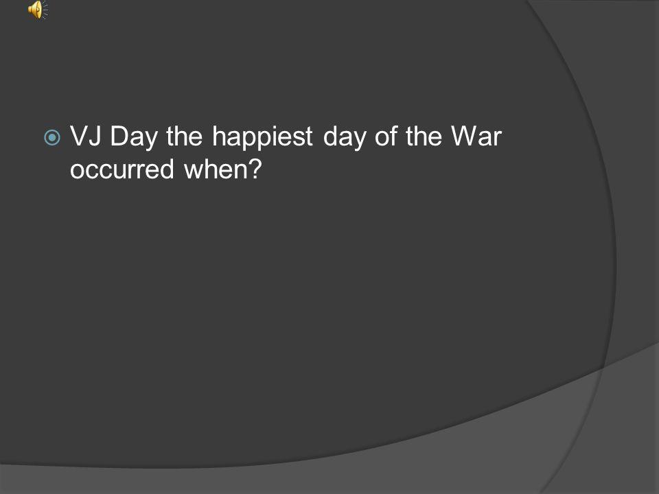  May 1945