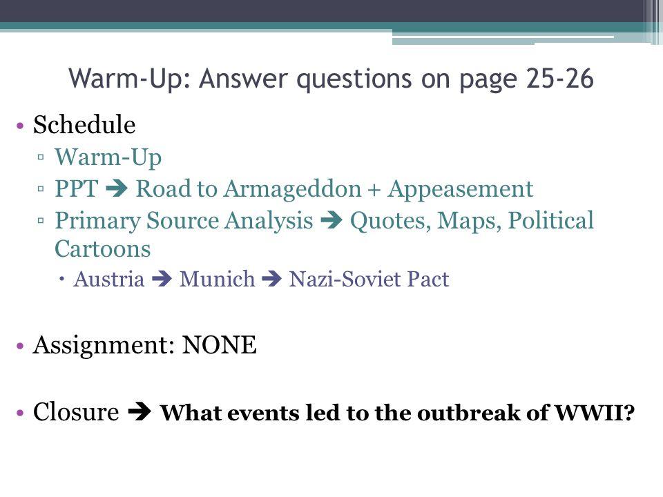 essay questions on world war 2