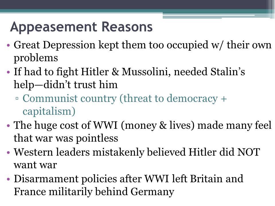 reasons for great depression