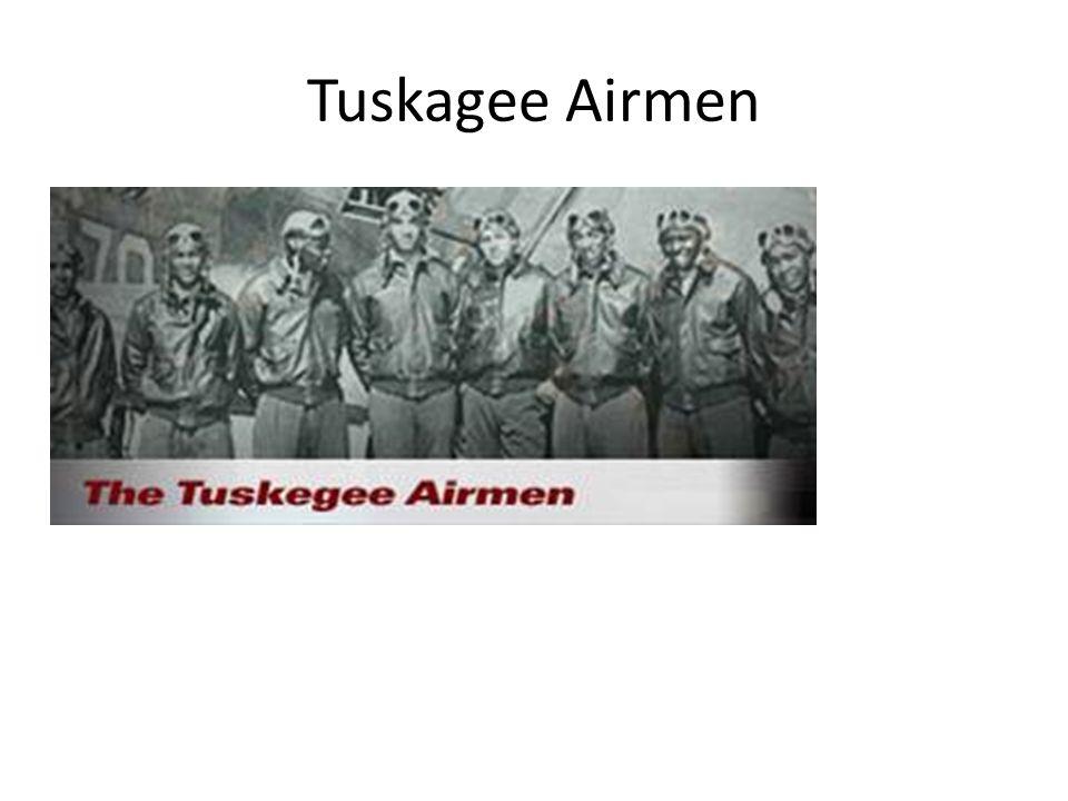 Tuskagee Airmen