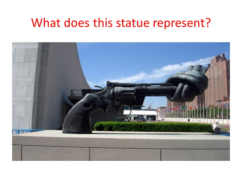 What does this statue represent