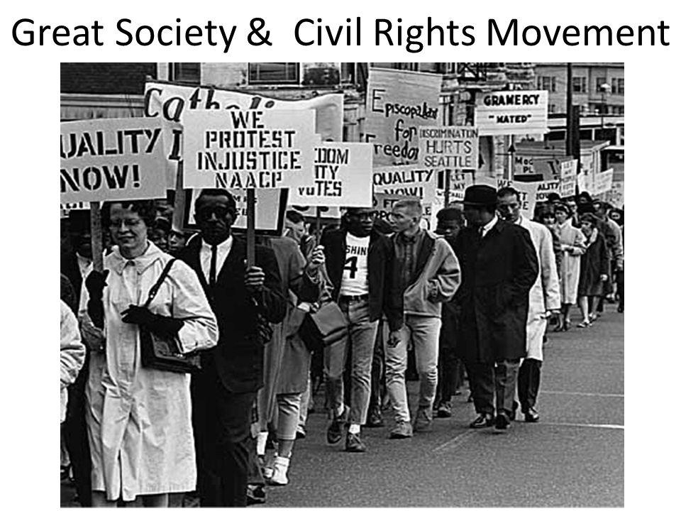Great Society & Civil Rights Movement