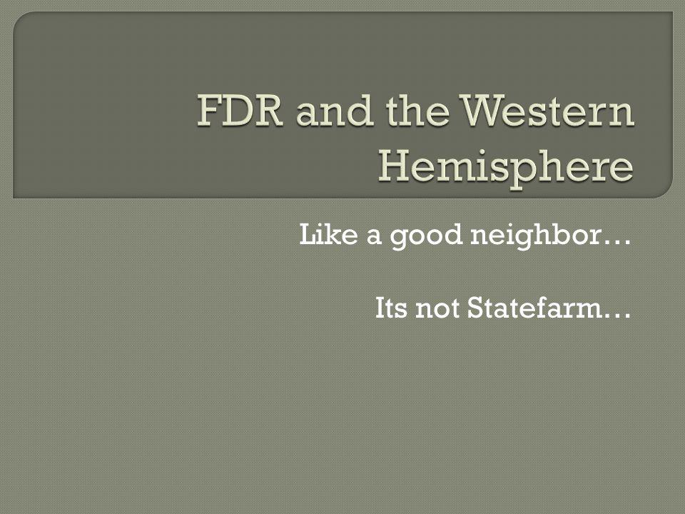 Like a good neighbor… Its not Statefarm…