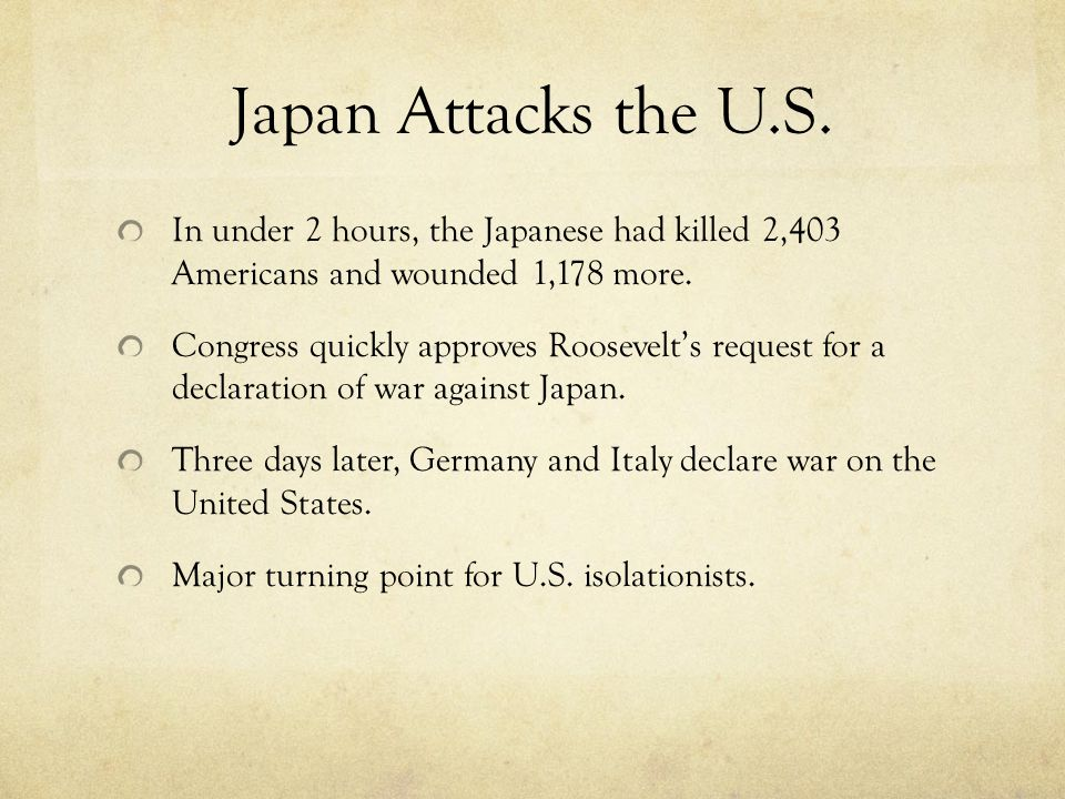 War and the Economy In 1940, defense spending increases dramatically.