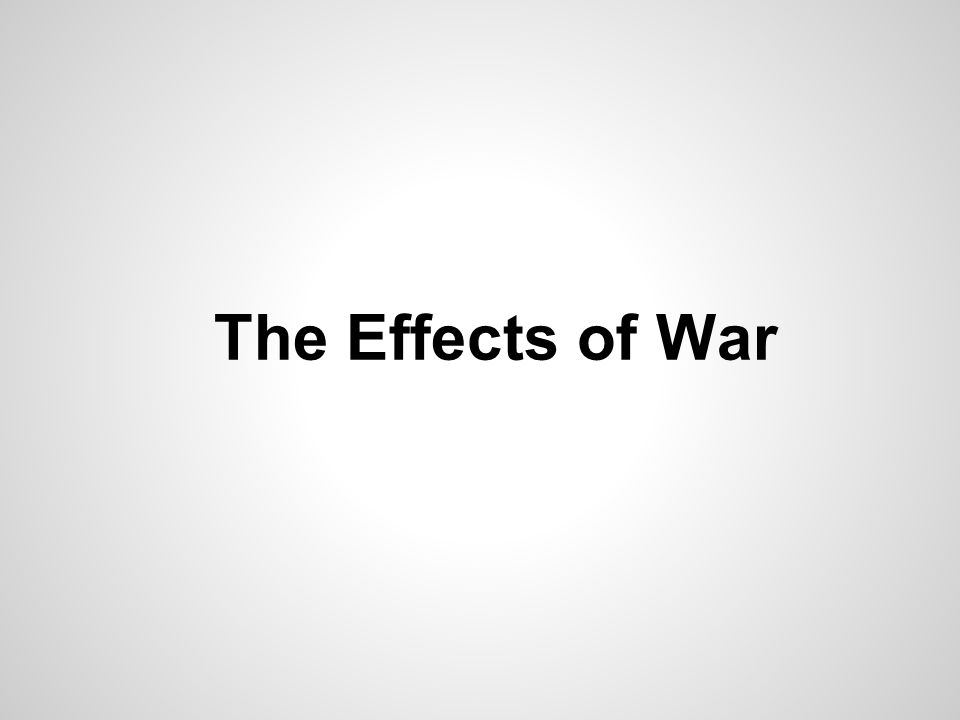 War Lesson 5: Understanding Primary and Secondary Sources