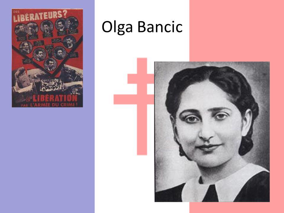 Olga Bancic