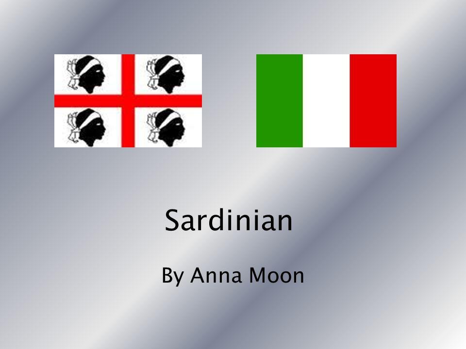 Sardinian By Anna Moon