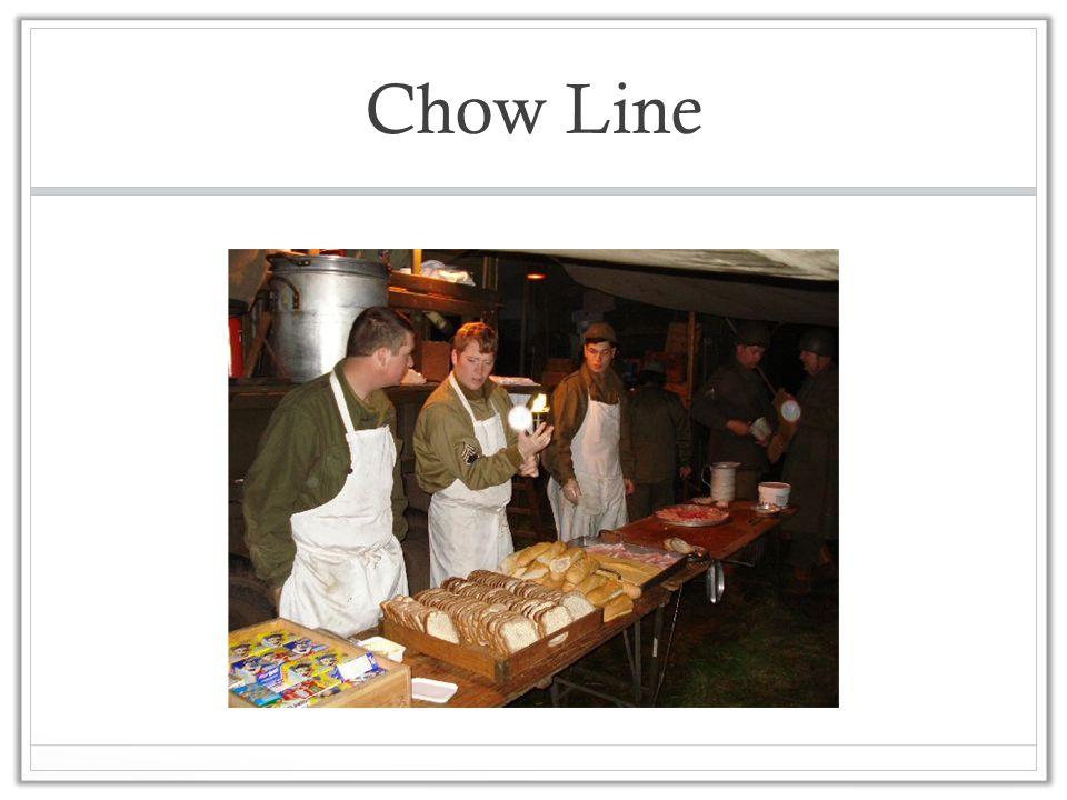 Chow Line