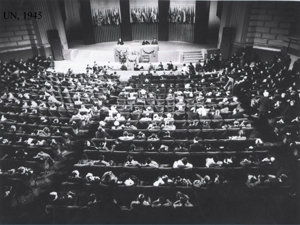 UN, 1945