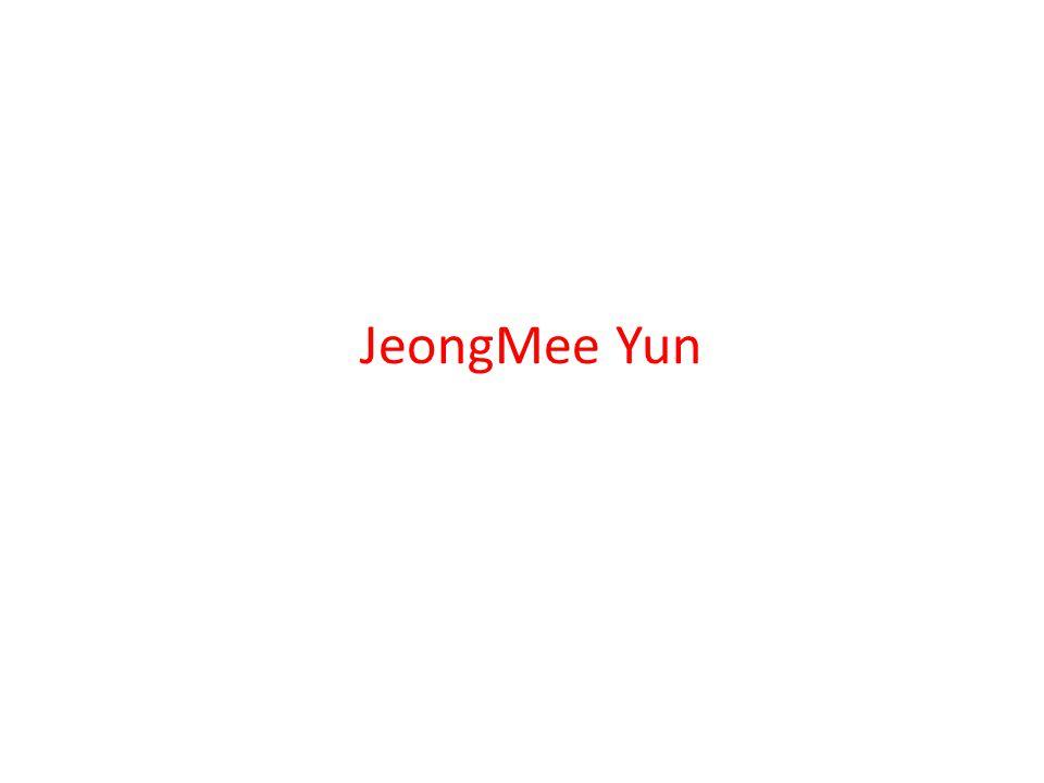 JeongMee Yun