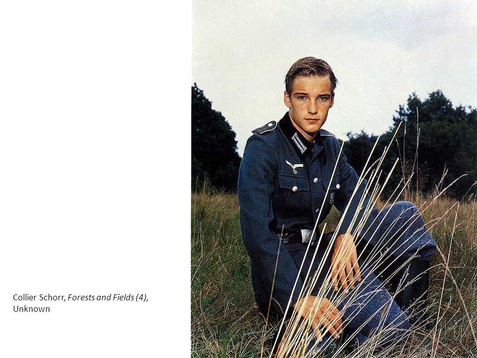 Collier Schorr, Forests and Fields (4), Unknown