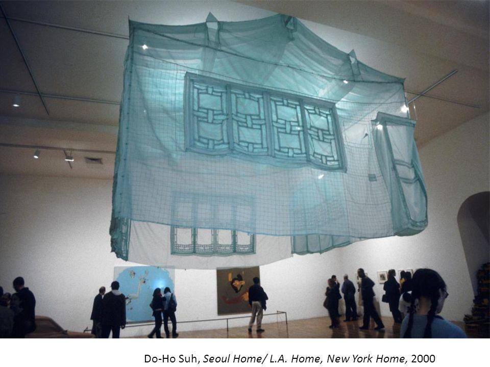 Do-Ho Suh, Seoul Home/ L.A. Home, New York Home, 2000