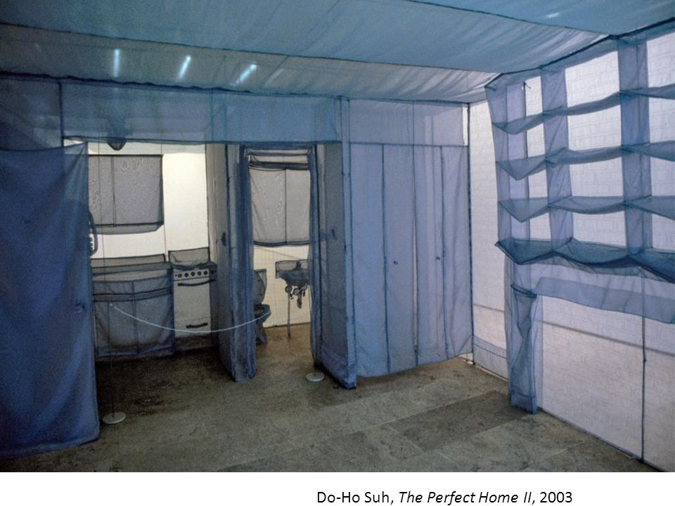 Do-Ho Suh, The Perfect Home II, 2003